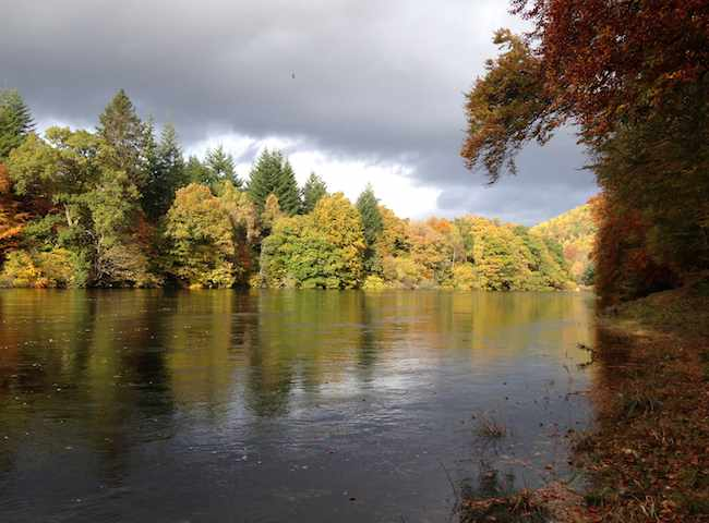 Autumn Is The Most Beautiful Time To Be In Scotland